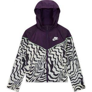 Nike SPORTSWEAR WINDRUNNER S - Geacă de fete imagine