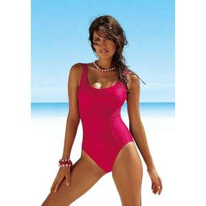 LASCANA Costum de baie modelator roz imagine