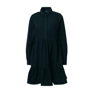 VERO MODA Rochie tip bluză 'MARIA' denim negru imagine