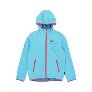 JACK WOLFSKIN Geacă funcțională 'Fourwinds' albastru deschis / roz neon imagine