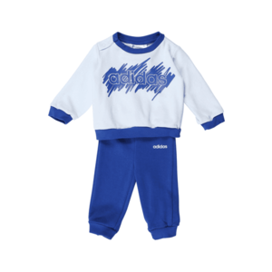 ADIDAS PERFORMANCE Costum de trening 'LIN' albastru / alb / albastru deschis imagine