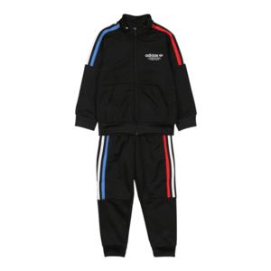 ADIDAS ORIGINALS Trening negru / alb / roșu / albastru imagine