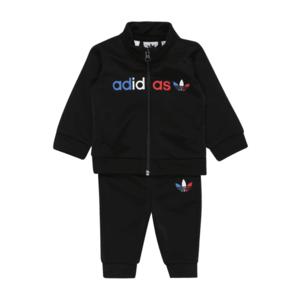 ADIDAS ORIGINALS Costum negru / albastru / alb / pepene imagine