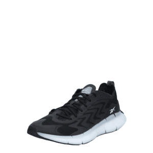 REEBOK Pantofi sport 'Zig Kinetica' negru / alb imagine