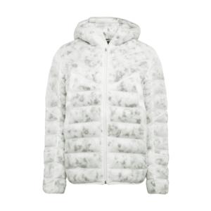 Nike Sportswear Geacă de iarnă alb / gri deschis imagine