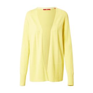 s.Oliver Geacă tricotată galben imagine