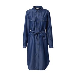Soft Rebels Rochie tip bluză 'Valeria' denim albastru imagine