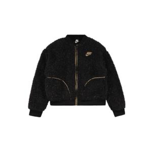 Nike Sportswear Geacă de primăvară-toamnă auriu / negru imagine