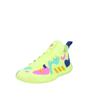 ADIDAS PERFORMANCE Pantofi sport 'Harden Stepback 2' verde neon / culori mixte imagine