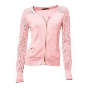 heine Geacă tricotată 'Cardigan' roz imagine