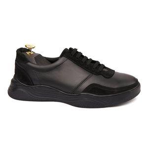 Pantofi barbati casual din piele naturala 0234 imagine