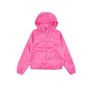 Calvin Klein Jeans Geacă de primăvară-toamnă 'PACKABLE HERO LOGO JACKET' roz imagine