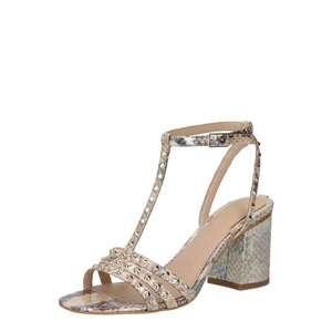 GUESS Sandale cu baretă 'Maisa 2' culori mixte / bej imagine
