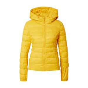 ONLY Geacă de primăvară-toamnă galben imagine