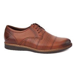 Pantofi Casual din Piele Naturala 0224 imagine