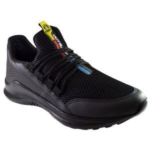 Pantofi Sport Barbati, Negri din Panza, Talpa Usoara din Spuma imagine