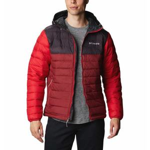 Columbia POWDER LITE HOODED JACKET - Geacă iarnă bărbați imagine