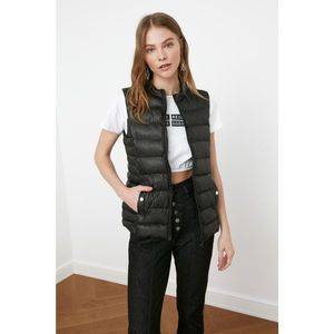 Trendyol Black Right Collar Inflatable Vest imagine