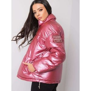 SUBLEVEL Dirty pink winter jacket imagine