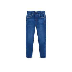 MANGO KIDS Pantaloni albastru imagine