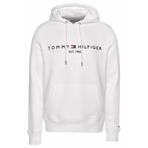 TOMMY HILFIGER Bluză de molton navy / alb / roșu imagine