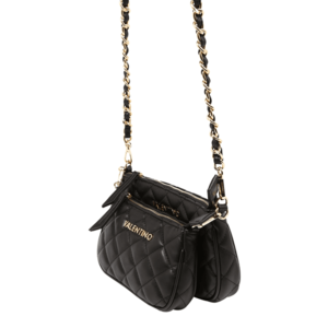 Valentino Bags Geantă de umăr 'Ocarina' negru / auriu imagine