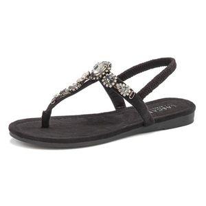 LASCANA Sandale negru imagine