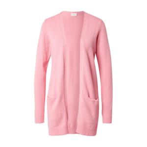 VILA Geacă tricotată 'Ril' roz deschis imagine