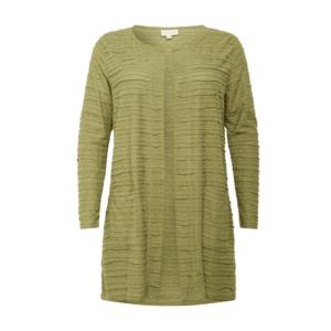 ONLY Carmakoma Geacă tricotată 'Elly' oliv imagine
