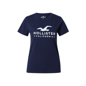 HOLLISTER Tricou navy imagine