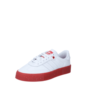 ADIDAS ORIGINALS Sneaker low 'Sambarose' alb / roșu pastel imagine