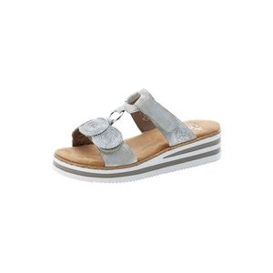 RIEKER Sandale argintiu imagine