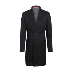 HUGO Palton de primăvară-toamnă 'Utaro' negru imagine