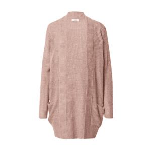 JACQUELINE de YONG Geacă tricotată roz vechi imagine
