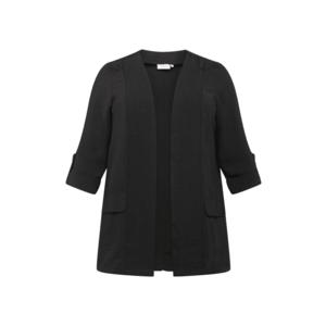 ONLY Carmakoma Geacă tricotată negru imagine