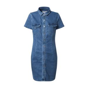 Noisy may Rochie tip bluză 'Joy' denim albastru imagine
