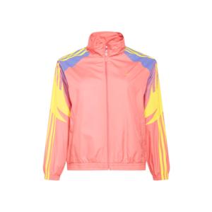 ADIDAS ORIGINALS Geacă de primăvară-toamnă roz / galben / albastru imagine