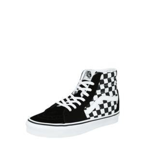 VANS Sneaker înalt 'SK8-HI' negru / alb imagine