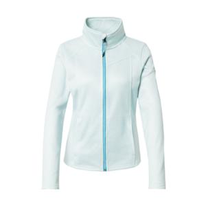 KILLTEC Jachetă fleece funcțională alb / albastru deschis imagine