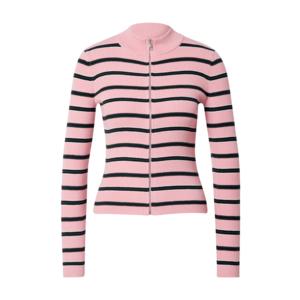 EDITED Geacă tricotată 'Erin' roz imagine
