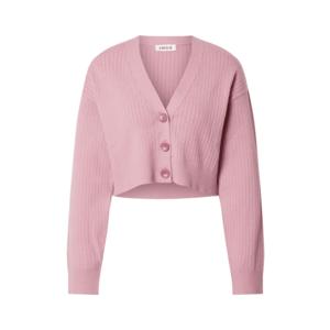 EDITED Geacă tricotată 'Fiona' roze imagine