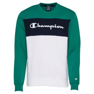 Champion Authentic Athletic Apparel Bluză de molton verde imagine