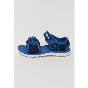 Sandale cu calapod lat si velcro Surfing Tide imagine