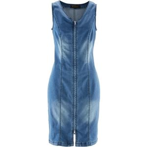 Rochie denim bonprix imagine