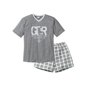 Pijama cu pantaloni scurți imagine