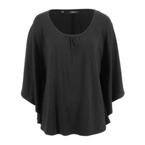 Bluză cu mâneci gen liliac imagine