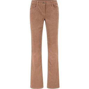 Pantaloni raiaţi uşor evazaţi imagine