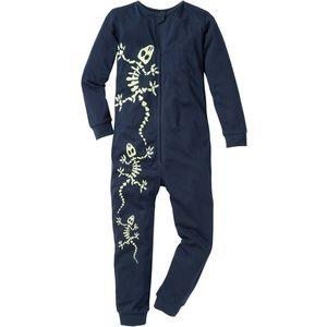 Salopetă pijama de băieţi imagine