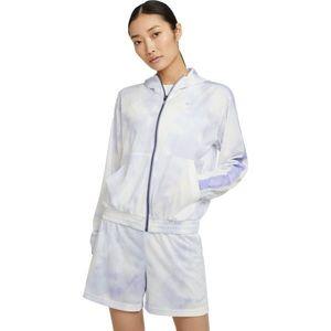 Nike NSW ICN CLSH JKT MESH AOP W S - Geacă pentru femei imagine