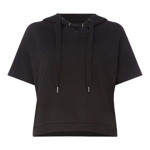 Guess Cropped Sweat Hoodie imagine